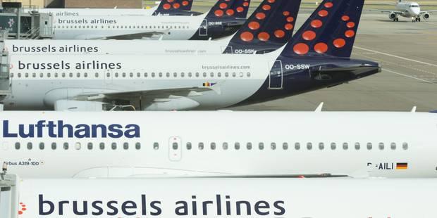 Plus de cinquante grands patrons belges se mobilisent pour défendre Brussels Airlines - La Libre