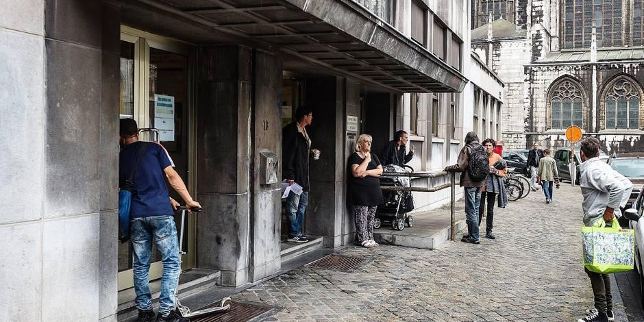 Liège - centre ville: Dossier sur la toxicomanie en cité ardente réalisé grâce au fonds pour le journalisme