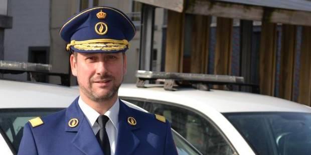 Le chef de corps de la zone de police de Bruxelles-Ouest a démissionné - La Libre