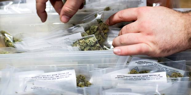 Le trafic de drogue va être intégré dans le calcul du PIB en France - La Libre