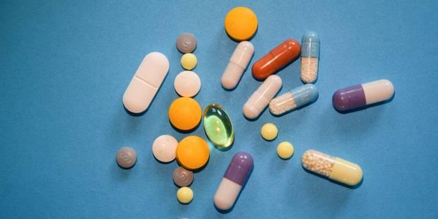 Voici le top 20 des médicaments les plus recherchés sur le web en Belgique - La Libre