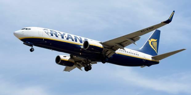 Ryanair intègre le droit social belge dans ses contrats de travail - La Libre