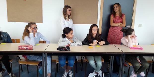 Pour la mixité sociale à l'école à Molenbeek - La Libre