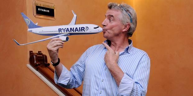 """Ryanair prête à une grève à Pâques : """"Nous n'accepterons pas les demandes risibles des pilotes"""", répond O'Leary - La Lib..."""