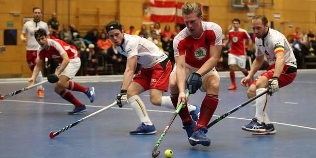Coupe du monde de hockey en salle : Les Indoor Red Lions pris à froid pour leur premier match - La Libre