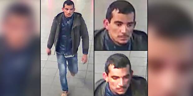 Un homme pousse une femme sur les rails du prémétro à Bruxelles: la police lance un avis de recherche - La Libre