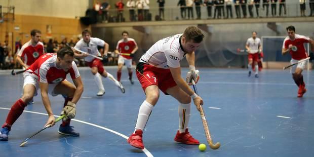 Mondial de hockey en salle : les réactions des joueurs après la défaite face à l'Autriche - La Libre