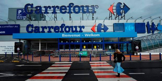 Plan de restructuration de Carrefour: la direction souhaite davantage de polyvalence pour les travailleurs - La Libre