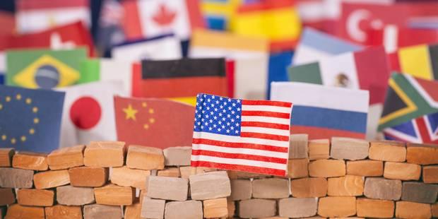 USA : le protectionnisme, modèle du développement capitaliste ? (OPINION) - La Libre