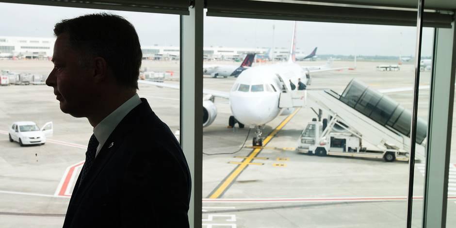 """Eurowings: """"Il y aura une concurrence entre Bruxelles et Düsseldorf"""", pense le patron de Brussels Airport (ENTRETIEN) - ..."""