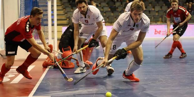 Hockey Mondial Indoor: Enfin une victoire avec la manière, tout est encore possible - La Libre