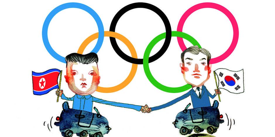 La mascarade des Jeux olympiques d'hiver (OPINION)