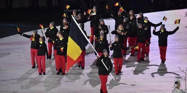Les Jeux Olympiques d'hiver officiellement ouverts - La Libre