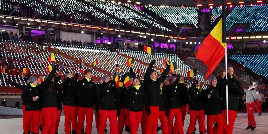 Pourquoi la presque totalité des athlètes belges envoyés aux JO d'hiver sont Flamands - La Libre