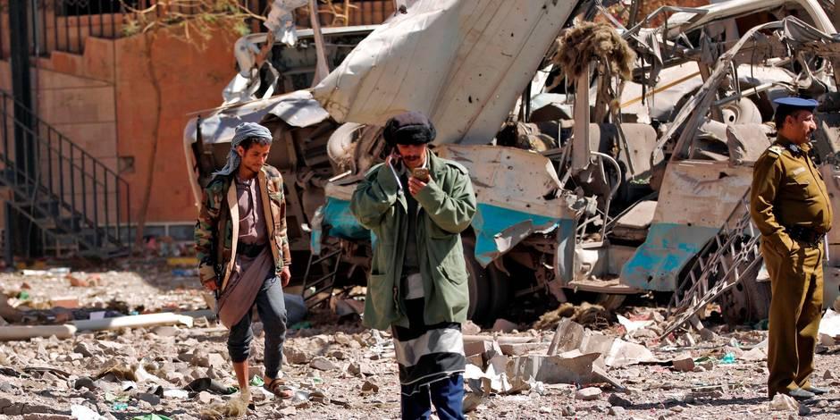 La diplomatie pour les nuls : Des anges dans l'enfer du Yémen