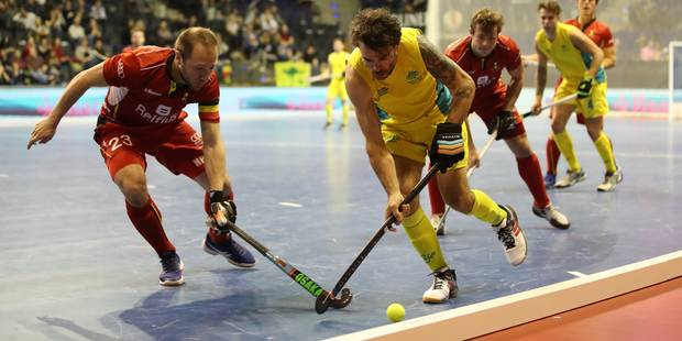 Mondial Indoor Messieurs: les Indoor Lions échouent de peu contre l'Australie (4-2) - La Libre