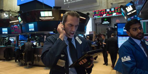 Ces produits financiers montrés du doigt après la correction boursière - La Libre
