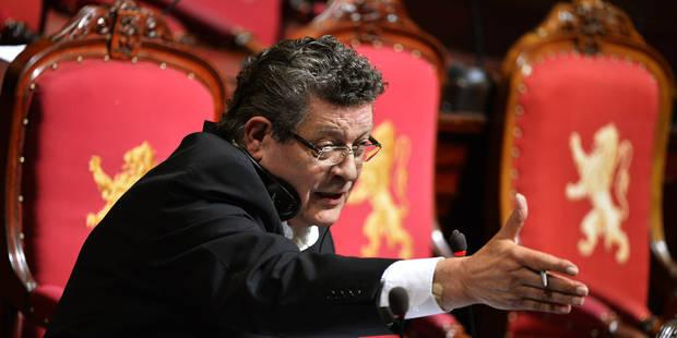 """Gérard Deprez donne un """"3/10"""" à Theo Francken et sa communication """"débile"""" - La Libre"""