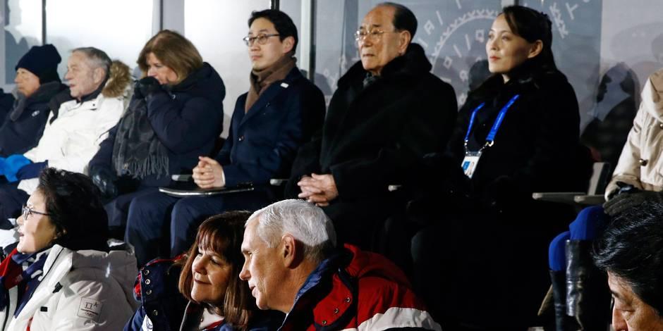 Diplomatie pour les nuls: Médaille de plomb à PyeongChang
