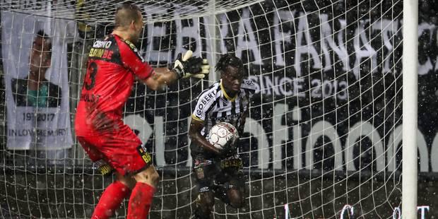 Charleroi contraint au match nul face à Lokeren (1-1) - La Libre