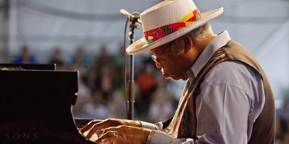 """Ellis Marsalis : """"Peu de gens avaient du respect pour le jazz"""" - La Libre"""