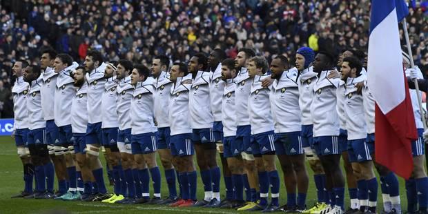 Des joueurs de l'équipe de France de rugby entendus pour une bagarre avec des supporters écossais après leur match - La ...