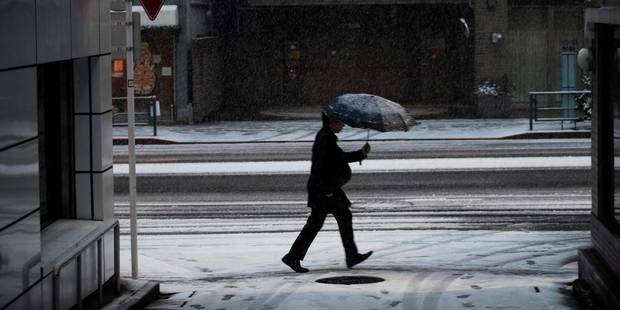 Les tempêtes de neige font cinq morts au Japon - La Libre