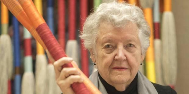 Sheila Hicks, la reine des laines au Centre Pompidou - La Libre