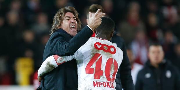 Mpoku et Sa Pinto finalement présents à Charleroi? et contre Bruges - La Libre