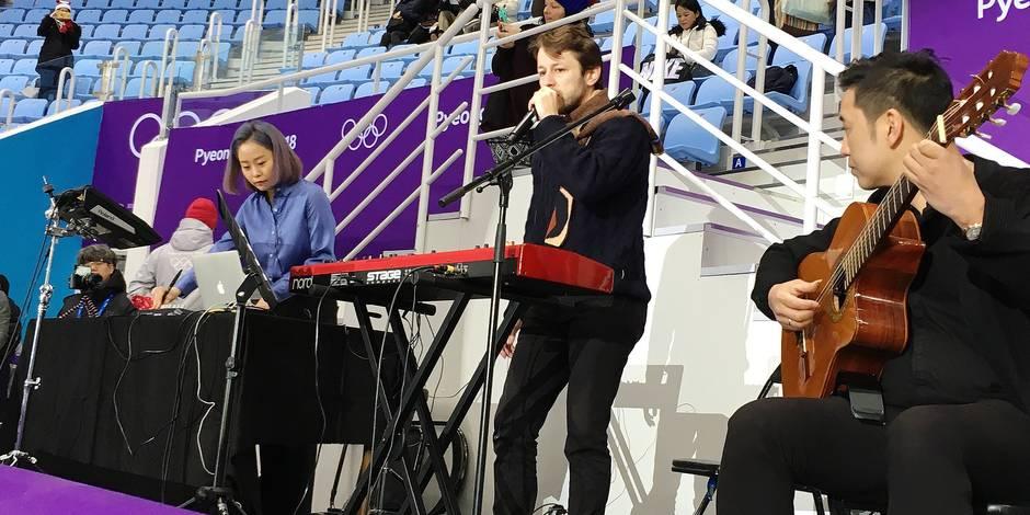 """Sioen, chanteur belge qui cartonne en Corée: """"J'ai fait 35 concerts sold out"""" - La Libre"""