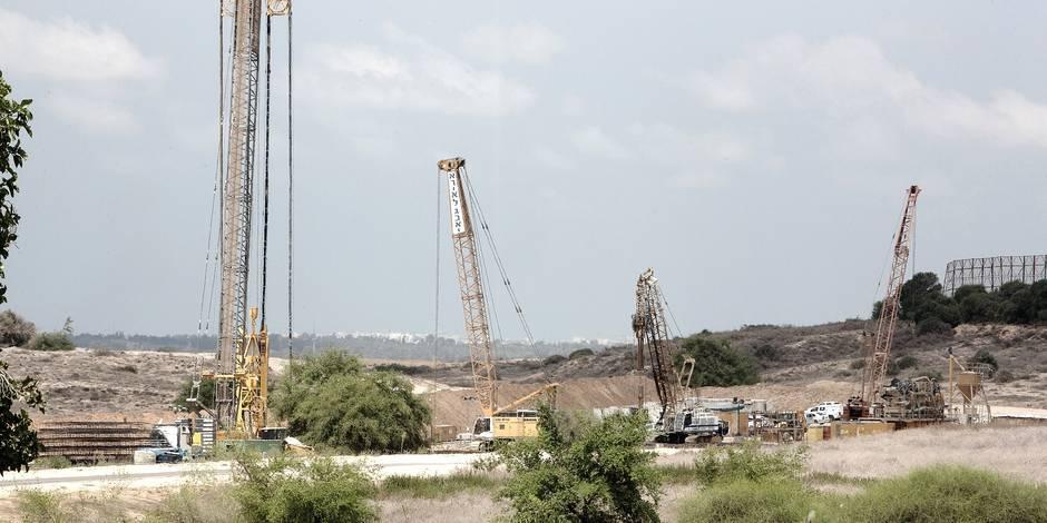 Comment Israël isole aussi la bande de Gaza en sous-sol (Reportage) - La Libre
