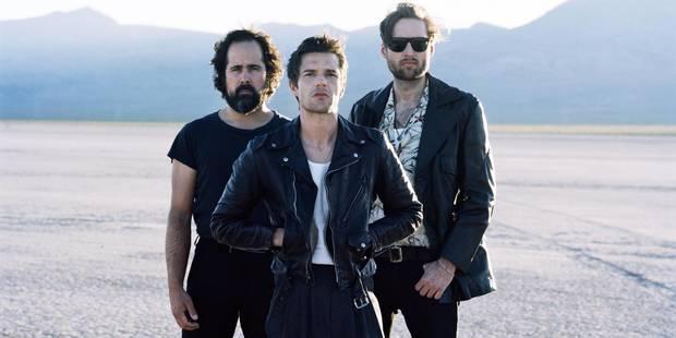 The Killers, nouvelle tête d'affiche de Werchter - La Libre