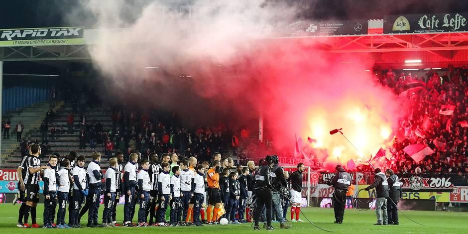 Charleroi - Standard : ceci n'est pas un match à risque - La Libre