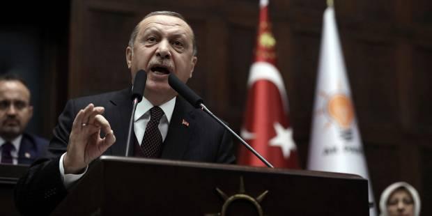 Erdogan met à prix la tête du Belge Bahar Kimyongur. Que fait l'Europe? (OPINION) - La Libre