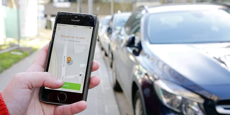 Pick Me Up, La nouvelle application pour commander facilement un taxi !