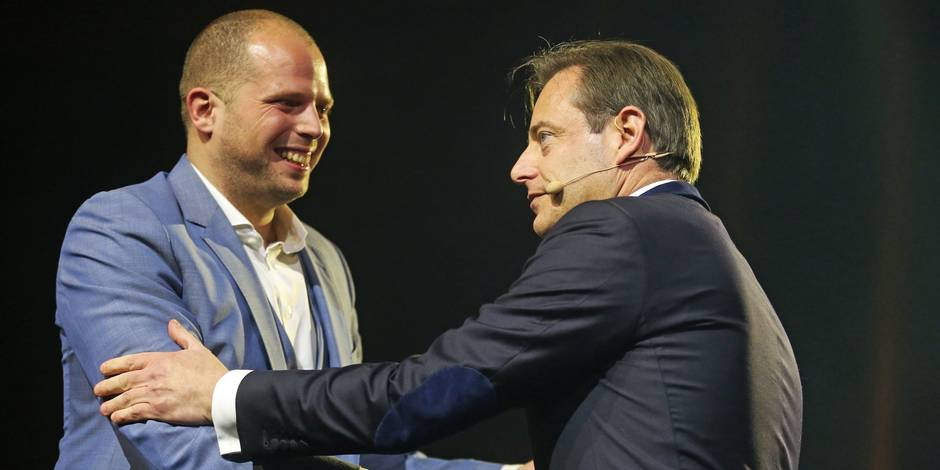 Theo Francken et Bart De Wever voient, à tort, des gauchistes partout - La Libre