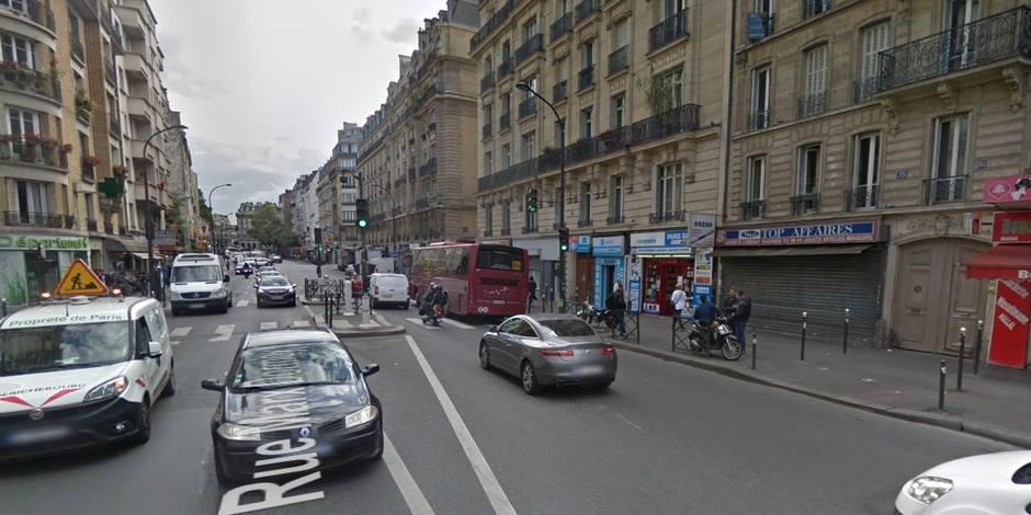 Paris : un homme ivre poignarde 6 personnes