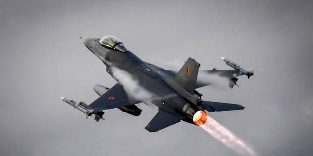 La Belgique a reçu deux offres pour remplacer ses F-16 - La Libre