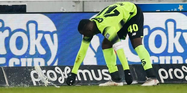 Le FC Bruges sera poursuivi pour les cris racistes lors de son duel face au Standard - La Libre