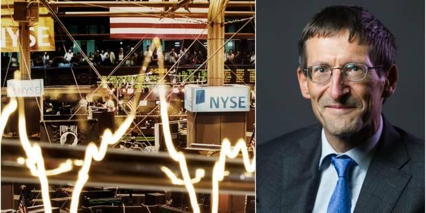 L'économie, amie ou ennemie de la Bourse ? (CHRONIQUE) - La Libre
