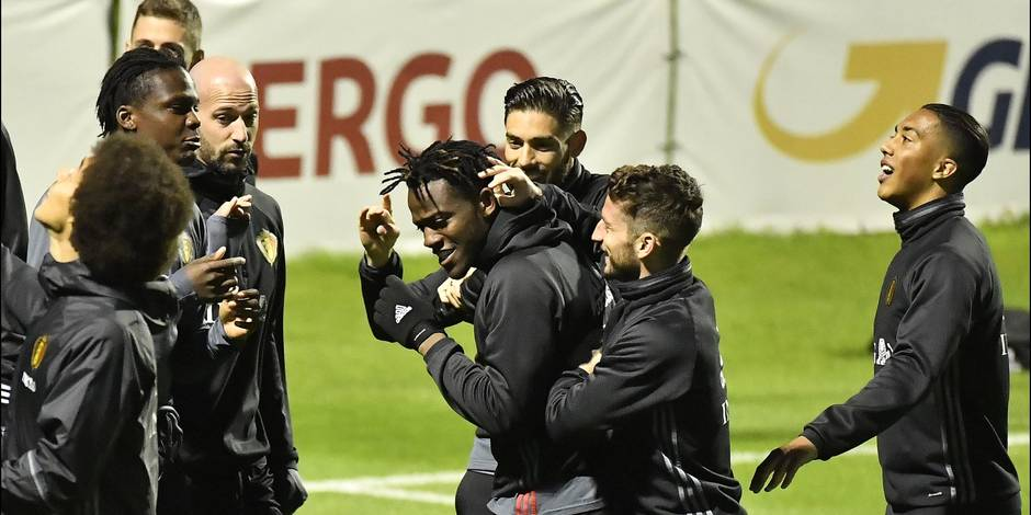 Batshuayi envoie un message à Conte — Allemagne Dortmund