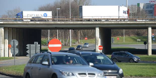 Ring ouest de Bruxelles: un tunnel ne résoudra rien - La Libre