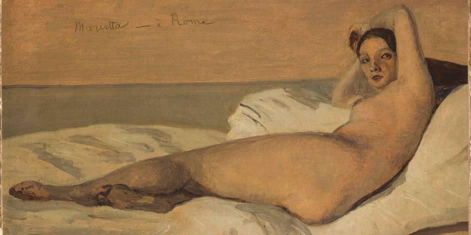 Corot sort du paysage pour chanter la femme - La Libre