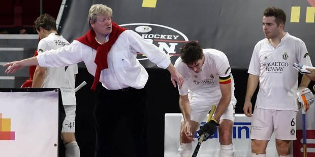 Euro Hockey en salle: le Racing débute par une sévère défaite contre Amsterdam - La Libre