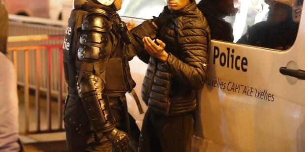 Emeutes à Bruxelles: 11 suspects déjà cités devant le tribunal correctionnel - La Libre