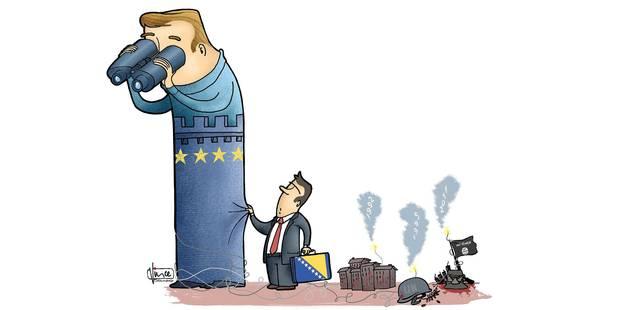 La Bosnie-Herzégovine, une poudrière en puissance (OPINION) - La Libre