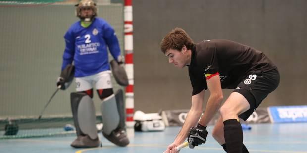 Euro Hockey en salle: Complutense et Racing se quittent sur un nul 3-3 décevant - La Libre