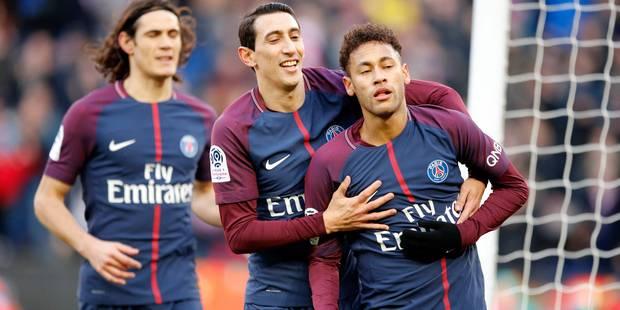 Mercato: les rumeurs qui envoient Neymar au Real s'intensifient - La Libre