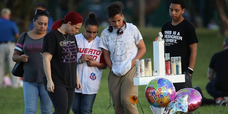 Fusillade en Floride - Les élèves survivants de la fusillade dans le lycée manifesteront fin mars à Washington