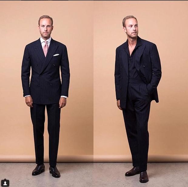 Les nouveaux codes pour hommes   comment porter le costume pour ... 60c48ef6042